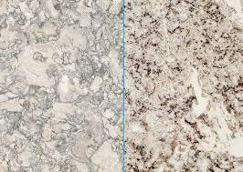 differences between quartz and granite