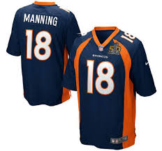 Bowl Super Broncos Jersey Denver 50