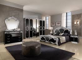 modern contemporary bedroom with black bedroom furniture designs pictures