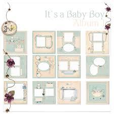Baby Book Template Photo Book Template Quick Album Photobooks Pro
