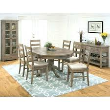 area rug under dining table breathtaking what size