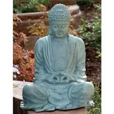 garden buddha statues. Large Garden Buddha Statue Statues S