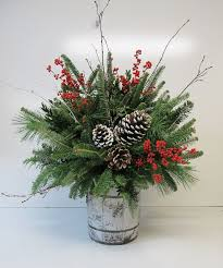 Make Christmas Flower Arrangements best 25 christmas floral arrangements  ideas on pinterest diy modern home