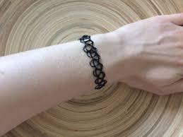 Náramek Imitace Tetování Im