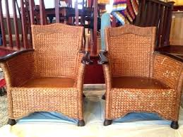 pier 1 rocking chair addicted to fabric repairing scratched wicker chairs throughout one furniture canada