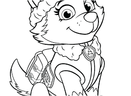 Paw Patrol Coloring Book Paw Patrol Coloring Pages On Coloring Paw