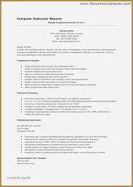 30 Best Of Sample Resume Skills For Computer Hardware