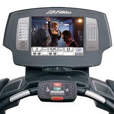 life fitness 95t ene gym grade non folding treadmill has a spectacular 15