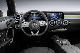 Het Nieuwe Dashboard Van De Mercedes Benz A Klasse Is Revolutionair