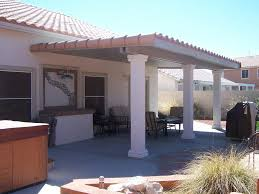 solid alumawood patio cover from proficient patio covers in las vegas nv of patio covers las vegas