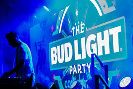 Bud Light Party Dallas Client The Bud Light Party Convention Dallas For Creative