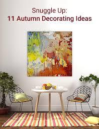 snuggle up 11 autumn decorating ideas