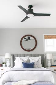 how to install a ceiling fan by yourself the final look