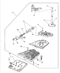2000 chrysler grand voyager valve body diagram 00i34714