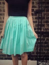 Pleated Skirt Pattern Extraordinary DIY Pleated Skirt By Hand London