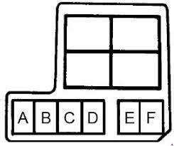 1989 1994 suzuki swift cultus fuse box diagram fuse diagram 1989 1994 suzuki swift cultus fuse box diagram