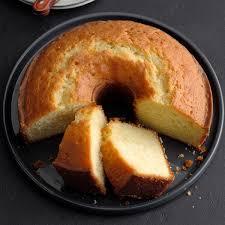 Blue Ribbon Butter Cake Recipe Taste Of Home