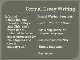exemplar for the essay component of your summative eng ui 2 informal ldquo