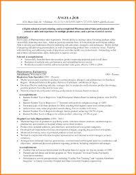 13 Pharma Sales Resume Emails Sample