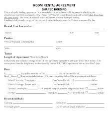 Contract Agreement Template Between Two Parties Basic Agreement Form Samples Free Documents In Word Simple