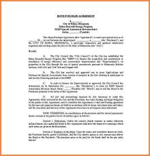 purchase agreement sample 7 free purchase agreement template free invoice letter