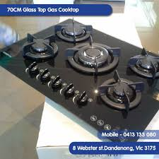 gas stove top. Beautiful Stove Eurotag 70cm Black Glass Gas Cooktop Wok Burner  Burner And Stove Top