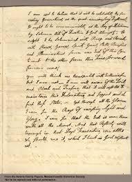 john adams john adams to abigail adams on 3 1776