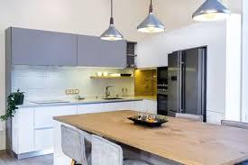 Home Interior Design Kitchen Adorable Modern Home Interior Modern Kitchen Design In Light Interior
