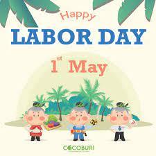 Thai Coco - สวัสดีวันหยุดค่ะทุกคน ❤️ วันแรงงานแห่งชาติ 1 พฤษภาคม วัน ระลึกถึงผู้ใช้แรงงาน ประวัติวันแรงงานแห่งชาติ ภาษาอังกฤษ คือ May Day  ข้อมูลจาก https://hilight.kapook.com/view/23219 🌴หาที่เที่ยวในวันหยุดกันหรือป่าวคะ  > แวะมาหนูจุก และพบกับมะพร้าว ...