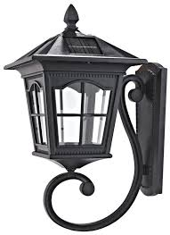 Outdoor Lanterns U0026 Sconces  Outdoor Wall Mounted Lighting  The Solar Exterior House Lights