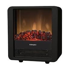 dimplex cubeb electric fire heater home clearance