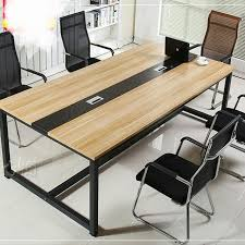 office tables pictures. Conference Tables Office Furniture Commercial Panel+metal Modern 240*120* Pictures