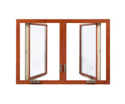 casement windows are attached to one side of the frame with a hinge and open by swinging the sash out from the window great lakes casement windows open