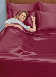 23 best Dream Home: Bedrooms images on Pinterest | Sheet sets ... & Satin Sheet Sets Adamdwight.com