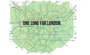 london should be one fare zone says