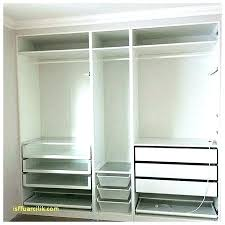 closet drawers system via closet drawer system wire various built in bedroom closet kits with closet drawers system