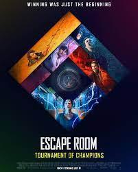Algemene Escape Room 2 poster op MoviePulp