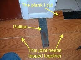 mold under laminate flooring hallways installing the last row of laminate flooring in hallway under door