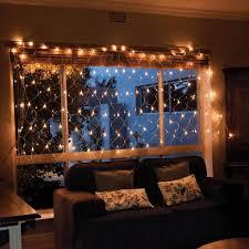 Living Room Cozy String Light Ideas Outdoor Patio Lights