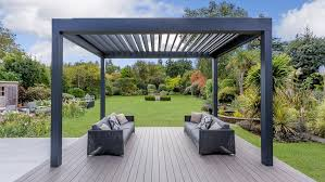 creating an outdoor seating area