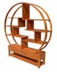 asian inspired furniture. chinese circle bookcase asian inspired furniture a499 love it e