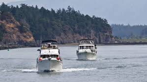 Transiting The Swinomish Channel The Ensign Magazine