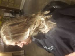 hair coloring and styling appointments