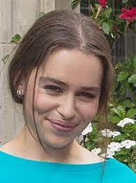 She studied at the drama centre london, appearing in a number of stage productions. Emilia Clarke Wikipedia