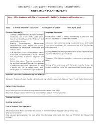 Story Mountain Planner Template Full Day Kindergarten New Lesson Plans Template For Plan Planning
