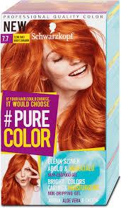 Pure Color Barva Na Vlasy Zářivá Skořicová 77 1425 Ml