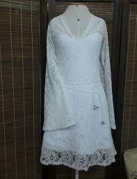 Vestido noiva midi boho chic
