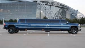 Pickup Truck Limo Is One-Of-A-Kind - Vehicles - Luxury Coach ...