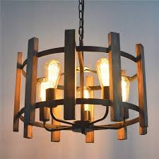 industrial style pendant light