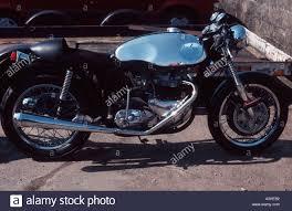 sixties 1960s triton cafe racer motorcycle triumph engine norton